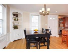 134 fairway dining room