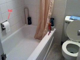tp shower