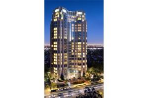 LA building