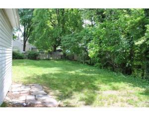 164 Fairway backyard