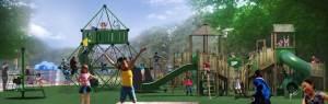 Horace Mann playground