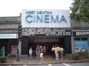 W Newton Cinema