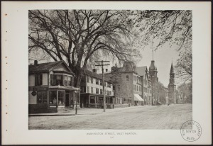 Washington St. 1888