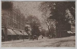 West Newton Sq & Watertown St 1895