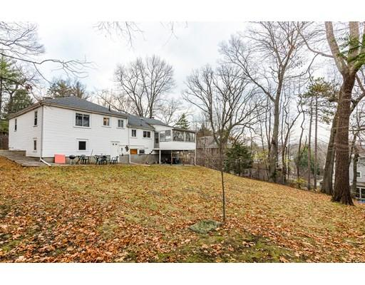 156 Otis backyard
