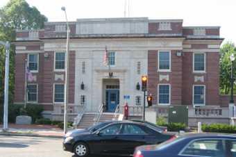 W Newton police HQ